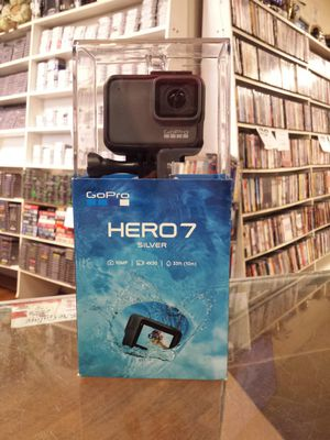 GoPro Hero 7 Silver for Sale in Pasadena, TX