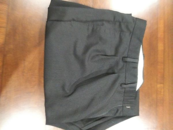 Perry Ellis 42x36 black dress pants