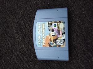Star Wars Episode 1 Racer N64 for Sale in Long Beach, CA