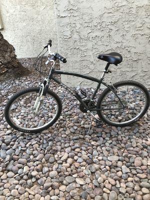 Huffy Hawthorne Mountain Bike 21 Speed Gndex Retroflex Frame Retroflex Comfort Frame Shimano 7515-26inch for Sale in Mesa, AZ