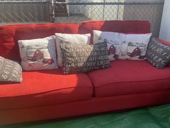 Red Sofa for Sale in Paramount,  CA