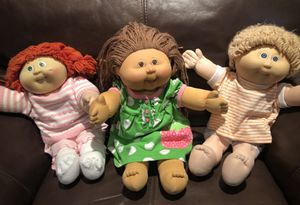 Cabbage Patch Kids Doll $20 each for Sale in Lake Ridge, VA