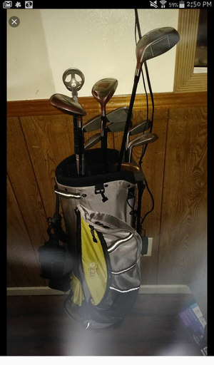 11 piece set of Golf clubs for Sale in Portland, OR