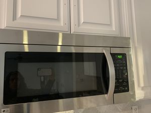 Microwave LG for Sale in Manteca, CA