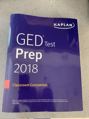 Ged prep test for Sale in San Bernardino, CA