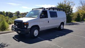 E-150 Van Conversion 28k original miles. Like New Condition for Sale in San Diego, CA