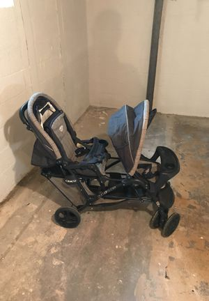 Graco DuoGlider Double Stroller for Sale in Columbus, OH