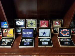 Sport team Collector sets-gift set for Sale in El Paso, TX
