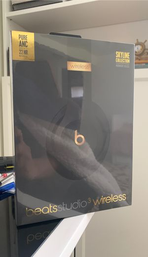 Beats studio 3 wireless BRAND NEW for Sale in Pittsburgh, PA