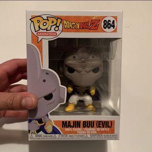Majin Buu (Evil) #864 DBZ Funko Pop for Sale in Huntington Beach, CA
