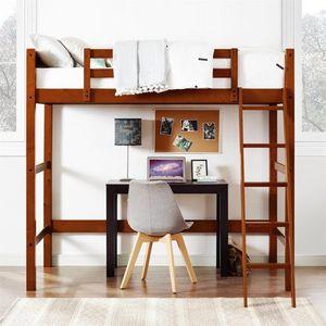 Twin loft bed frame for Sale in Dallas, TX