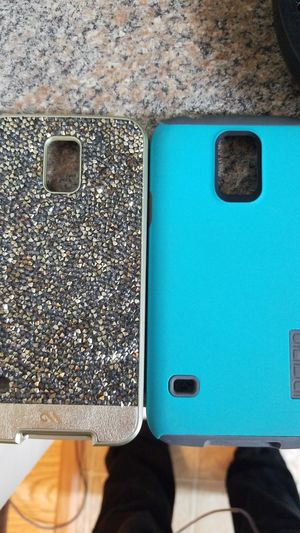Galaxy s5 phone cases for Sale in Morgantown, WV