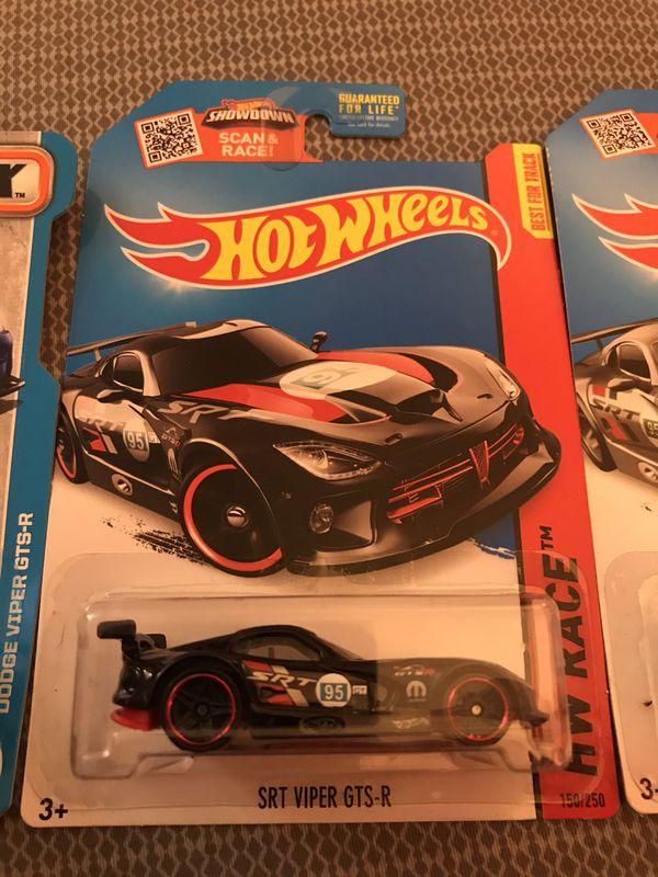 Hot Wheels/Matchbox Dodge Viper lot