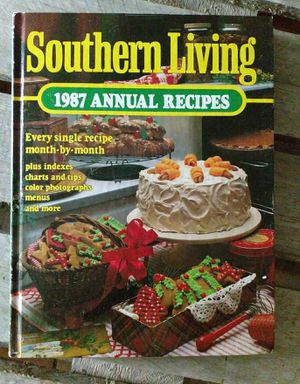 Southern living 1987 recipe book for Sale in Lake Wales, FL