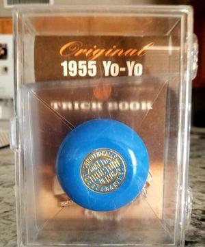 Original 1955 Duncan YoYo w/ trick book for Sale in Gilbert, AZ