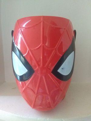 Spiderman candy bucket for Sale in Santa Maria, CA