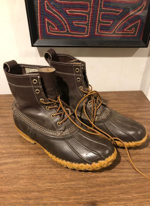 LL Bean Boots Size 9 for Sale in Philadelphia, PA