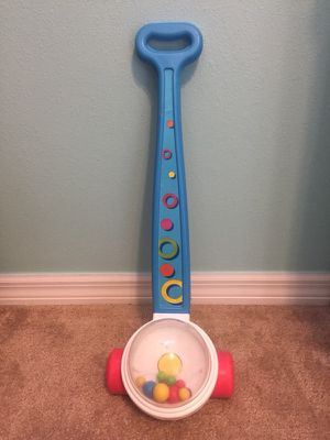 Pop push walker toy for Sale in Maitland, FL