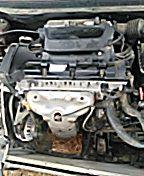 08 Hyundai Elantra engine and transmission