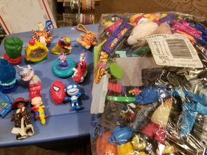 Collectible toys huge bag for Sale in Plant City, FL
