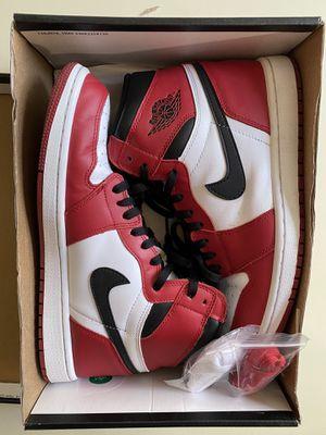 Jordan 1 Chicago's Size 10 for Sale in Buena Park, CA