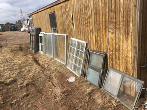 Used windows for Sale in Encino, NM