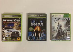 Xbox 360/Xbox one games CHEAP FUN for Sale in Cranston, RI