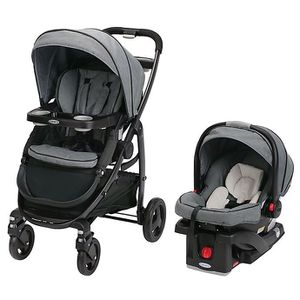 Graco Travel System in Downtown plus car seat carrier for Sale in Longwood, FL