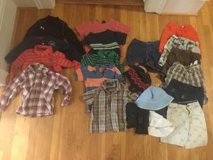 4T Lot boy clothes $20 for all for Sale in Atlanta, GA