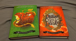 First 2 Novels of the Disney Descendants trilogy for Sale in Puyallup, WA