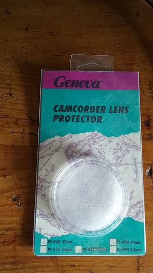 Camcorder Lens Protector for Sale in Boston, MA