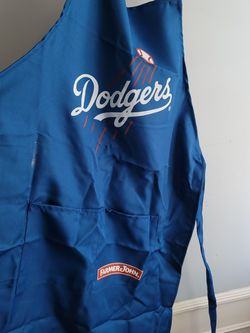 GAME DAY LOS ANGELES DODGERS APRIN 💙⚾️BRAND NEW for Sale in Los Angeles,  CA