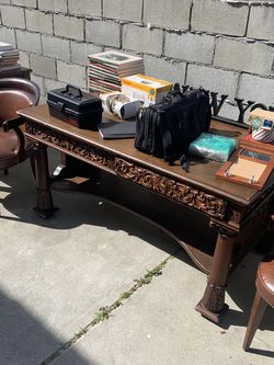Antique Office Desk for Sale in Los Angeles,  CA