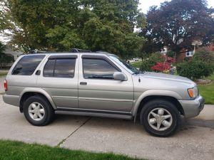 2001 Nissan Pathfinder LE for Sale in Gibraltar, MI