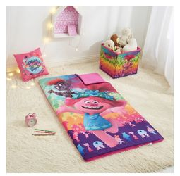 Trolls Combo Set Sleeping Bag for Sale in Barksdale Air Force Base,  LA