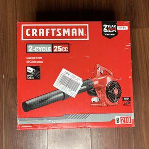 CRAFTSMAN B210 Handheld Gas Leaf Blower for Sale in Redlands, CA