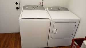 Kenmore washer & dryer for Sale in El Paso, TX