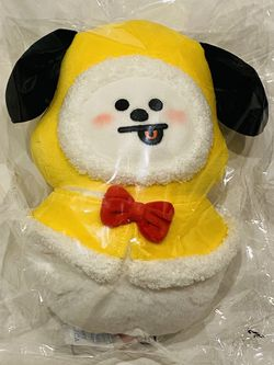 BTS BT21 Line Friends Official Christmas Winter Baby Chimmy Plush Plushie Doll NWT for Sale in Silver Spring,  MD