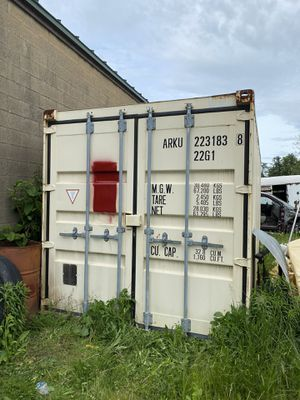 Steel Storage Container for Sale in Washington, PA