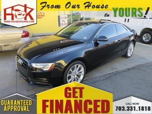 2014 Audi A5 for Sale in Manassas, VA