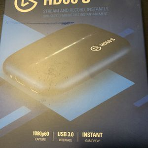 Elgato HD60 S for Sale in Arden-Arcade, CA