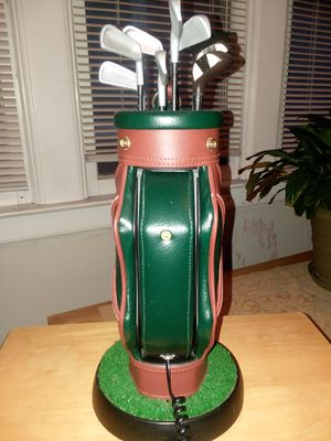 Classic: Golf - Clubs & Bag: Telephone!!! for Sale in Grosse Pointe, MI