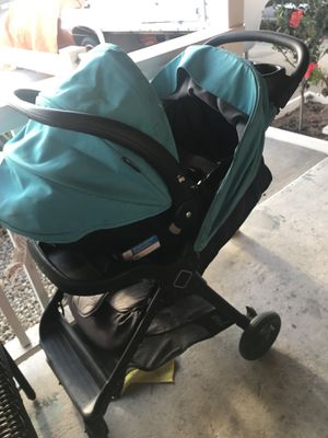 Safety first stroller and car seat for Sale in Lompoc, CA
