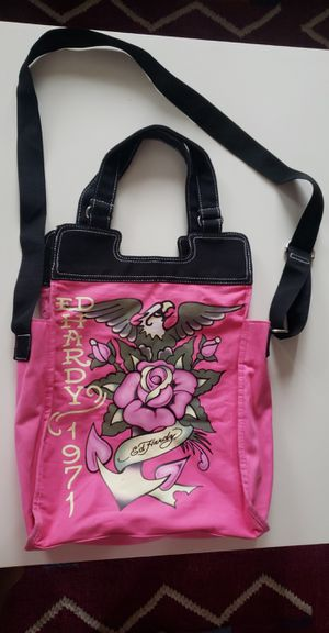 Ed hardy tote bag for Sale in Chicago, IL
