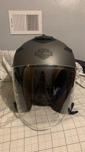 Harley Davidson motorcycle helmet for Sale in Glassport, PA