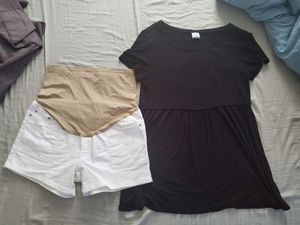 Size medium maternity clothes. $5 each for Sale in San Dimas, CA