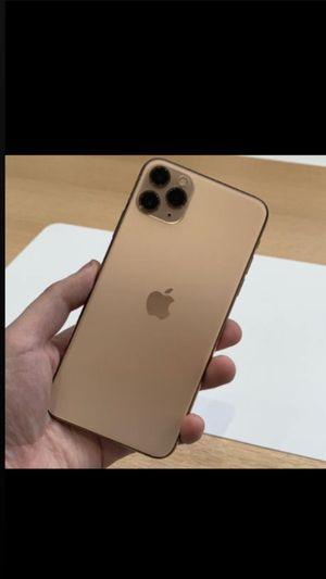 iPhone 11 Pro Max for Sale in Minocqua, WI