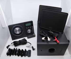 TEAC Micro HiFi System MC-DX32i Stereo CD iPod AUX w/ Speakers & Subwoofer for Sale in Coram, NY