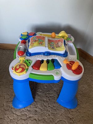 Leap Frog Activity Table for Sale in New Lenox, IL