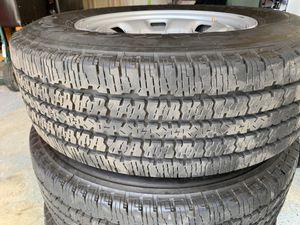 Tires and rims for Sale in Virginia Beach, VA